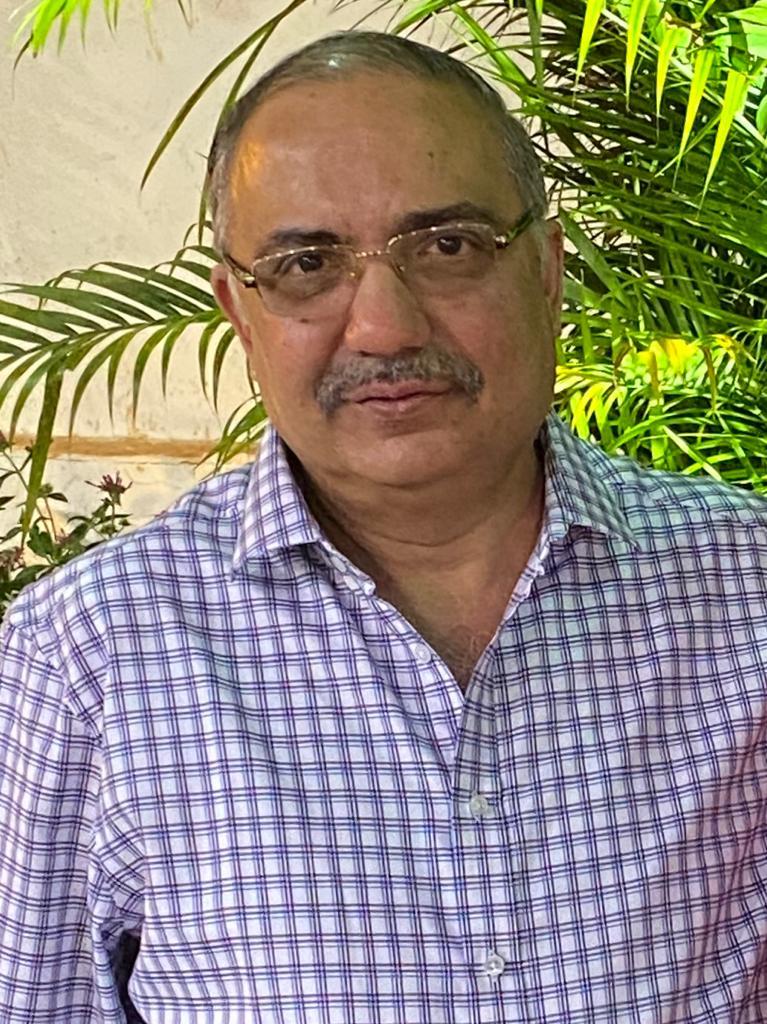 Dr. Dinyar F Daruwala