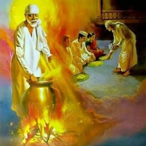 65 The Daily Routine of Baba Sai