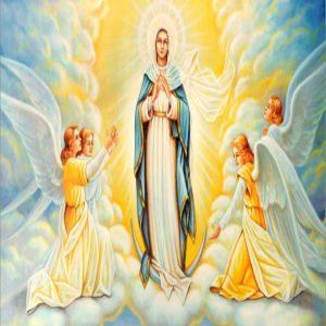 77 THEOTOKOS The God Bearer, The Mother of God